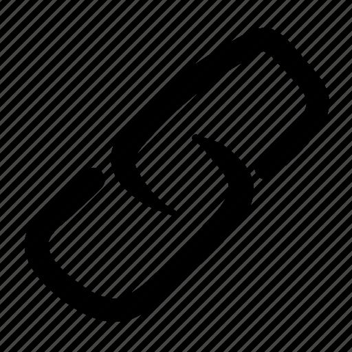 chain, chain link, design, doodle, link, web, web link icon