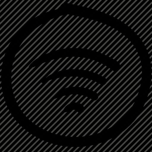 design, doodle, internet, web, wifi, wifi connection, wireless icon