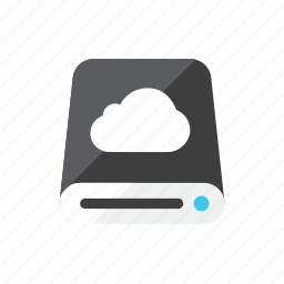 cloud, storage icon