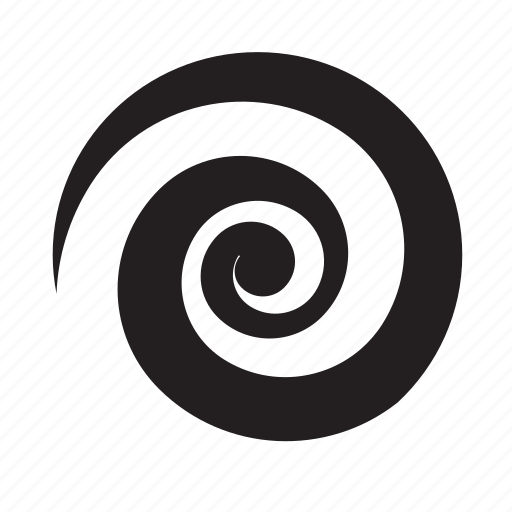 Swirl, abstract, circle, shape, swirls, tool icon - Download on Iconfinder
