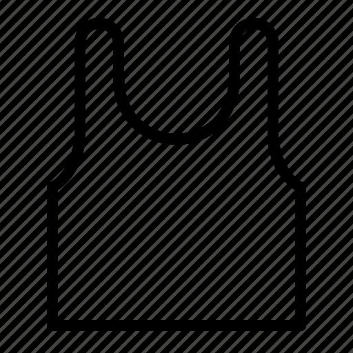 clothing, fashion, tank top, vest icon