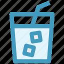 cold drink, drink, soda, soft drink, summer drink icon