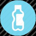 bottle, drink, milk, milk bottle, milk drink