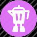 blender, drink, interior, juice machine, juicer icon