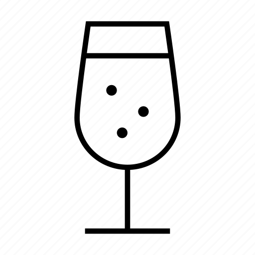 Beverage, celebrate, champagne, drink, glass icon - Download on Iconfinder