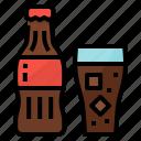 cola, drink, soda, soft icon
