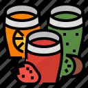 drink, fresh, healthy, juice icon