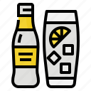 drink, soda, tonic, water icon