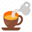 drink, milk, taiwan, tea icon