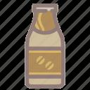 beverage, bottle, coffee, drink, iced coffee