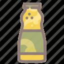 beverage, bottle, drink, healthy, juice, lemon juice icon