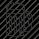 bar, coffee, set icon