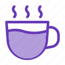 cup and saucer, drink icon, hot drink, tea, tea hot icon