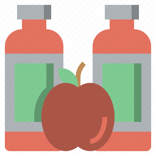apple, bottle, diet, helthy, juice icon