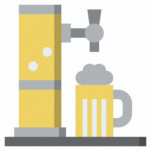alcohol, alcoholic, beer, bottle, drink, label, pub icon