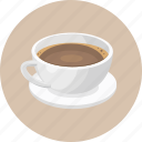 coffee, drink, restaurant icon