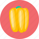 food, pimiento, vegetables icon