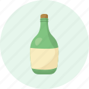 alcohol, guzzle, liquor, spirits, wine icon