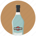 alcohol, bar, bottle, cocktail, drink, drinks, martini icon