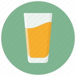 drink, drinking, glass, juice, juice glass, orangr juice, softdrink icon