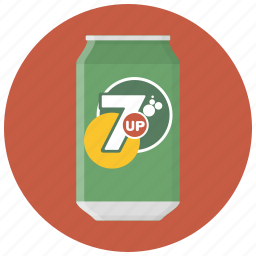 can, can of soda, drink, drinks, soda, soda can, tin icon