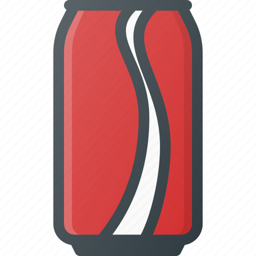 can, coke, cola, drink, drinks icon