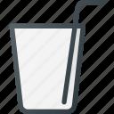 drink, drinks, glass, pipe, soda