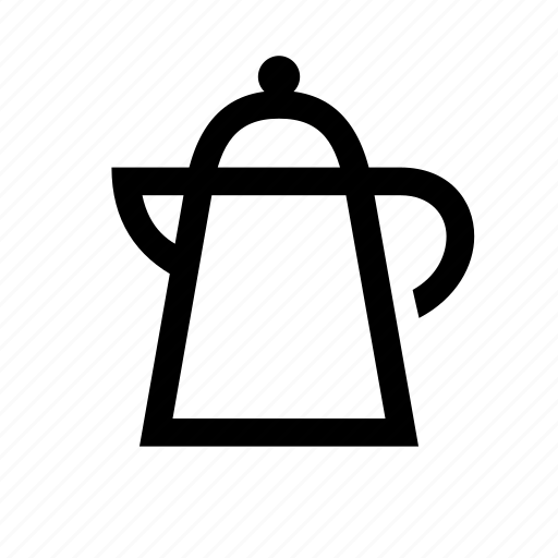 cattle, coffee, drink icon