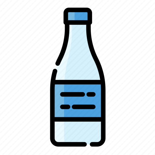 Alcohol, beverage, bottle, drink, vodka, water icon - Download on Iconfinder