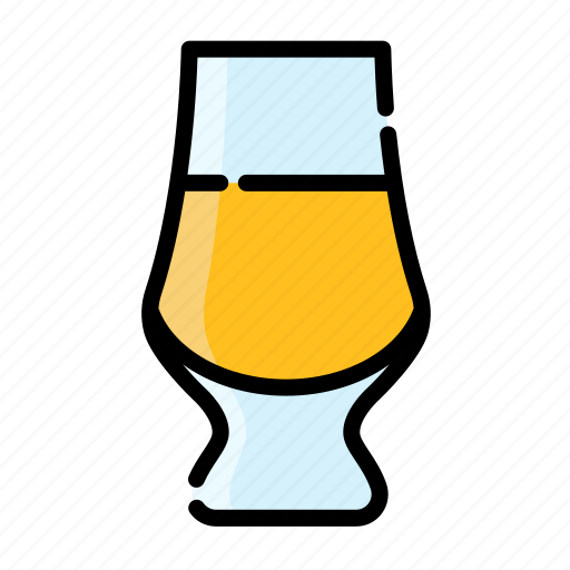 Alcohol, beverage, bottle, drink, glass, water icon - Download on Iconfinder