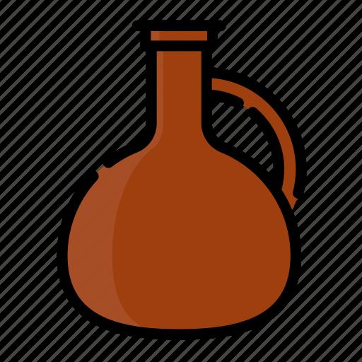 beverage, bottle, drink, jug, water icon