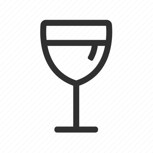 beverage, champagne, drinks, glasses icon