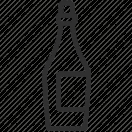alcohol, beverage, bottles, drinks icon