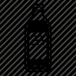 alcohol, alcoholic drink, beer, beer bottle, beverage, cold beer, drink icon