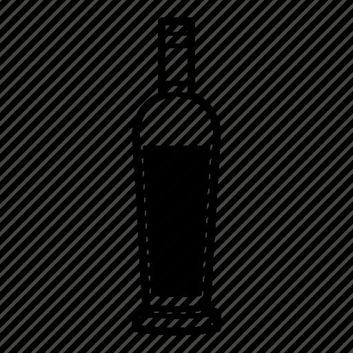 alcohol, beverage, bottle, drink, drinks, rum, rum bottle icon
