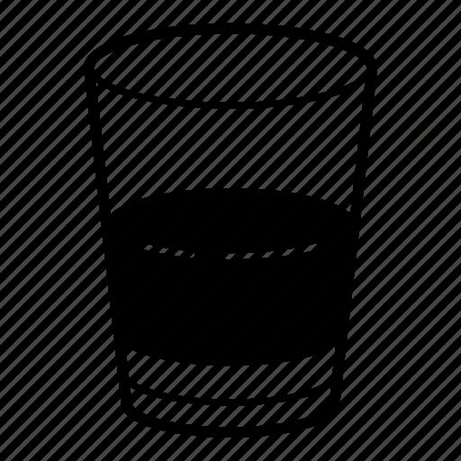 alcoholic drink, beverage, shot glass, whiskey, whiskey glass, whisky, whisky glass icon