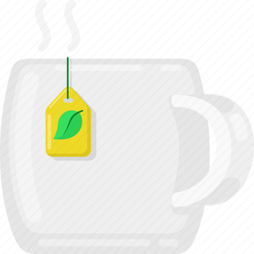 beverage, cup, drink, green, hot, tea icon
