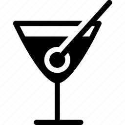 beverage, coctail, cup, drinks, glass icon