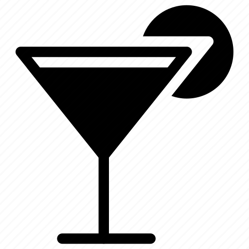 beverage, cup, drinks, glass, martini icon