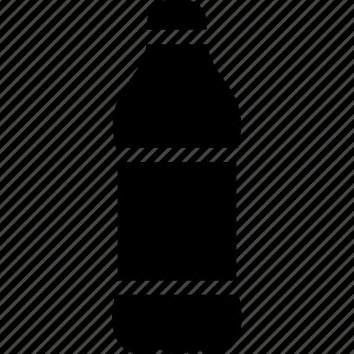 bottle, drinks, glass, pet, water icon