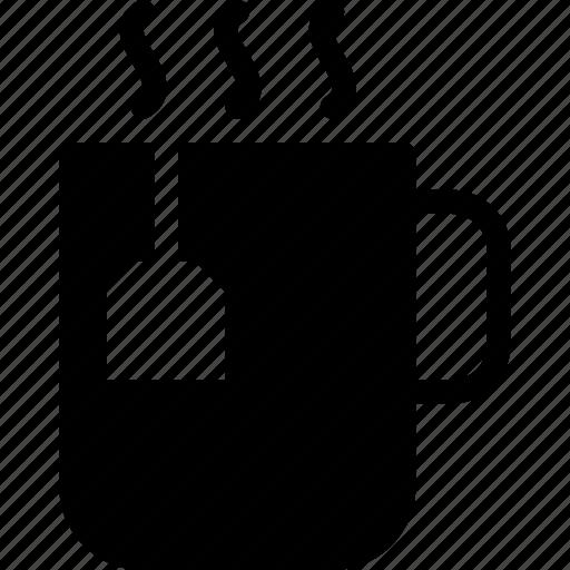 beverage, drinks, hot, mug, tea icon