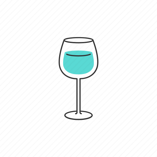 alcohol, beverage, celebration, drink, glass, meal, wine icon