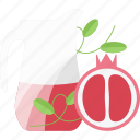 bottle, drinks, juice, tomato, vegetables icon