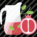 bottle, drinks, juice, tomato, vegetables icon