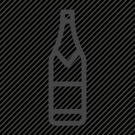 alcohol, beverage, bottle, cocktail, drink, restaurant, wine icon