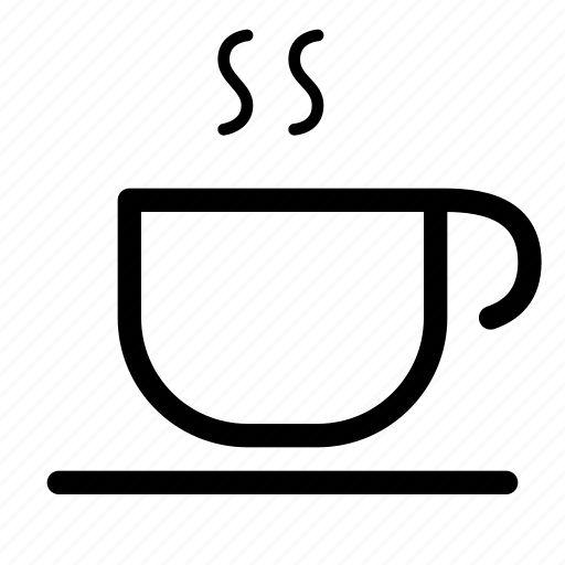 drink, tea icon