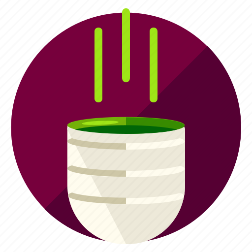 asian, beverage, cup, drink, hot, mug, tea icon