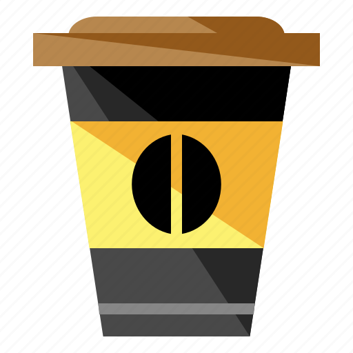 Coffee, container, beverage, cup, drink, hot icon - Download on Iconfinder