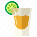 alcohol, beverage, drink, glass, tequila, whiskey icon