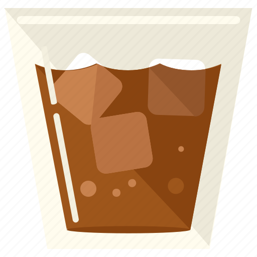 alcohol, beverage, drink, glass, whiskey icon